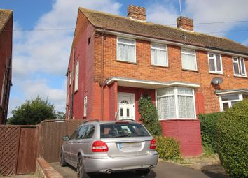 3 bed semi-detached house for sale in Arlington Gardens, Margate CT9