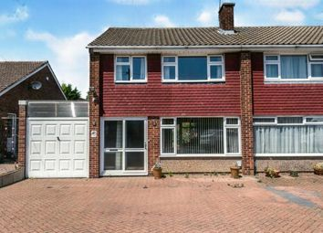 Thumbnail 3 bed semi-detached house for sale in Nappsbury Road, Luton, Bedfordshire, England