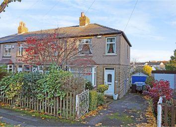 Thumbnail 2 bedroom end terrace house for sale in Dalmeny Avenue, Crosland Moor, Huddersfield