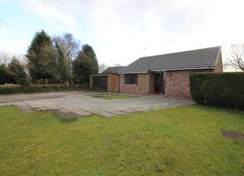 Thumbnail 3 bed detached bungalow to rent in Miles Lane, Shevington, Wigan