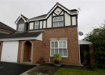 Thumbnail 4 bed detached house for sale in Cosgate Close, Orrell