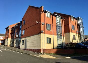 Thumbnail 1 bed flat to rent in Meadow Lane, Newhall, Swadlincote