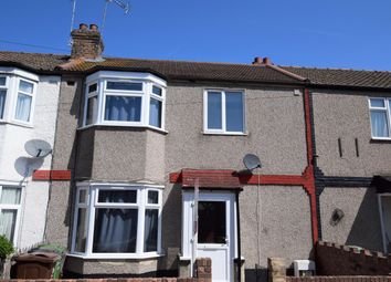Thumbnail 3 bed terraced house to rent in Heath Road, Romford