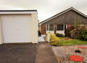 Thumbnail 2 bed semi-detached bungalow for sale in Belmont Park, Pensilva, Liskeard