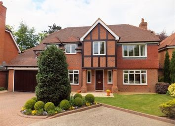Thumbnail 5 bed detached house for sale in Lingfield Grange, Streetly, Sutton Coldfield