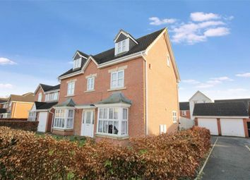 Thumbnail 5 bedroom detached house for sale in Haywain Close, Abbey Fields, Swindon