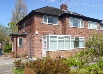 Thumbnail 2 bed flat to rent in Mather Road, Prenton