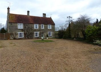 Thumbnail 7 bed detached house to rent in Olney Park Farm, Yardley Road, Olney