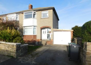 Thumbnail 3 bed semi-detached house for sale in Heaton Drive, Eldwick, Bingley