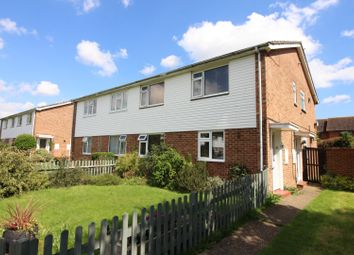 Thumbnail 2 bed maisonette for sale in Larch Crescent, Epsom