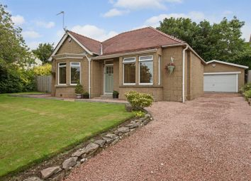 Thumbnail 3 bed detached bungalow for sale in Braxfield Road, Lanark