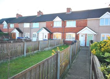 Thumbnail 3 bedroom terraced house for sale in Edward Street, New Rossington, Doncaster