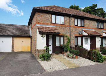 Thumbnail 2 bed end terrace house for sale in Mayhouse Road, Burgess Hill