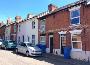 Thumbnail 2 bed terraced house to rent in Newson Street, Ipswich