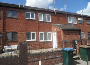 Thumbnail 1 bedroom terraced house for sale in Congleton Close, Foleshill, Coventry
