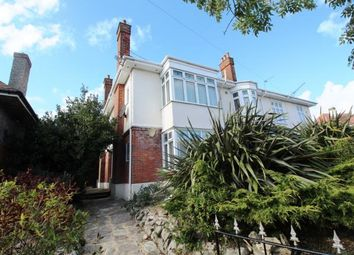 Thumbnail 2 bed flat for sale in Dingle Road, Southbourne, Bournemouth