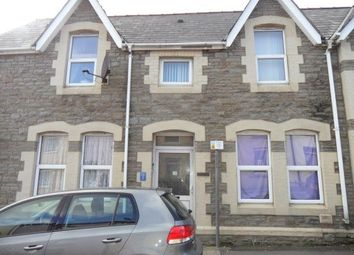 Thumbnail 1 bed flat to rent in Tillery Street, Abertillery