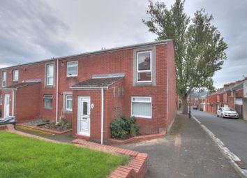 Thumbnail 2 bed flat for sale in Bennett Court, Lemington, Newcastle Upon Tyne