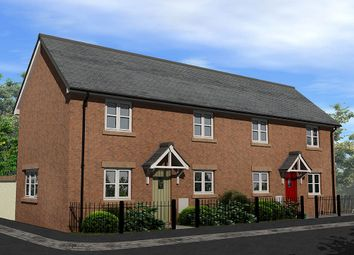 Thumbnail 3 bed semi-detached house for sale in Irvine Gardens, St. Martins, Oswestry, Shropshire