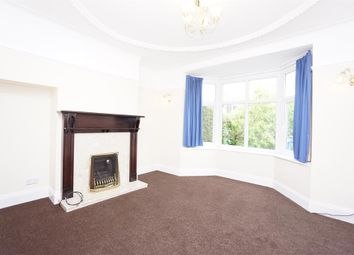 Thumbnail 3 bed semi-detached house to rent in Hutcliffe Wood Road, Beauchief, Sheffield