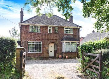 Thumbnail 4 bed detached house to rent in Robin Hood Lane, Winnersh, Wokingham, Berkshire