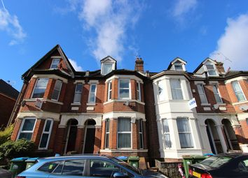Thumbnail 3 bed flat for sale in Silverdale Road, Banister Park, Southampton