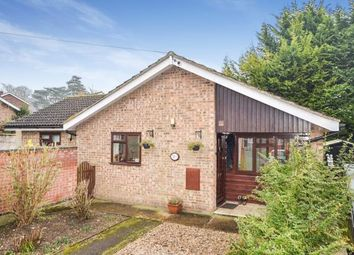 Thumbnail 3 bedroom detached bungalow for sale in Hillway, Linton, Cambridge