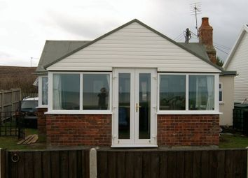 Thumbnail 2 bed bungalow for sale in Sea View Estate, Bacton, Norwich