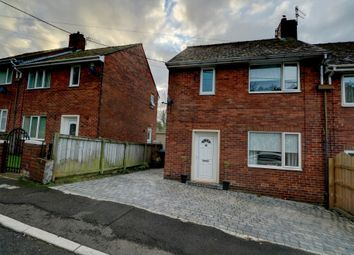 Thumbnail 2 bed semi-detached house for sale in Cutlers Avenue, Shotley Bridge, Consett