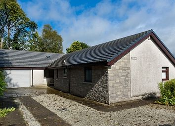 Thumbnail 4 bed detached bungalow for sale in Linden Lea, Windsor Road, Newton Stewart