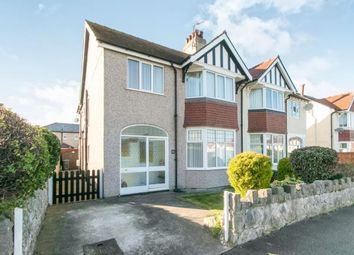 Thumbnail 4 bed semi-detached house for sale in Berthes Road, Old Colwyn, Colwyn Bay, Conwy
