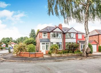 3 bed semi-detached house for sale in Central Avenue, Sale, Cheshire, Greater Manchester M33