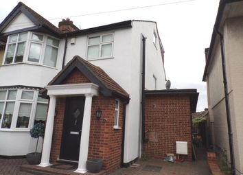 Thumbnail 4 bed property to rent in Upper Rainham Road, Hornchurch