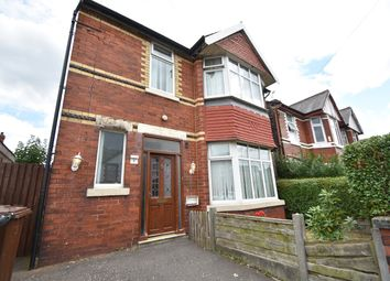 Thumbnail 4 bed detached house for sale in Mowbray Avenue, Prestwich, Manchester