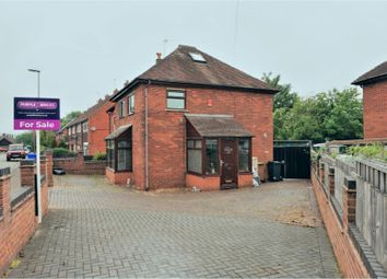 Thumbnail 3 bed semi-detached house for sale in Barnwell Grove, Stoke-On-Trent