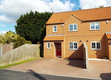 Thumbnail 2 bed property for sale in School Lane, Ollerton Village, Nottinghamshire