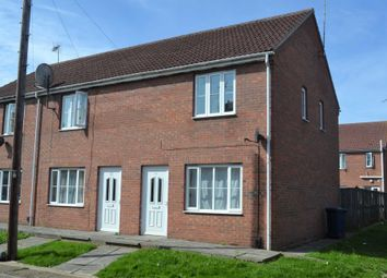 Thumbnail 2 bed property to rent in Weston Miller Drive, Wisbech