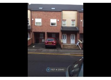 Thumbnail 4 bed terraced house to rent in Eastleigh Road, Leicester