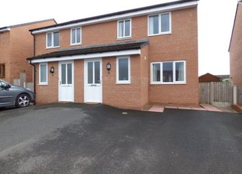 Thumbnail 3 bed semi-detached house for sale in Coopers Close, High Hesket, Carlisle