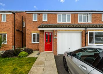 Thumbnail 3 bed semi-detached house for sale in 24 Buckthorn Crescent, Stockton-On-Tees