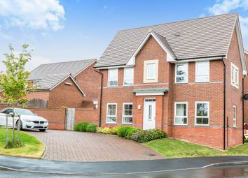 Thumbnail 3 bed detached house for sale in Gladstone Place, Blakedown, Kidderminster