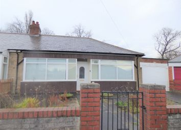 Thumbnail 2 bed bungalow for sale in Queens Crescent, Wallsend