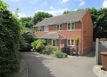 Thumbnail 2 bed semi-detached house to rent in Grasmere, Stevenage