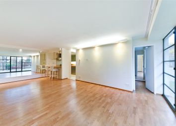 Thumbnail 1 bed flat to rent in Ice Wharf, 17 New Wharf Road, London