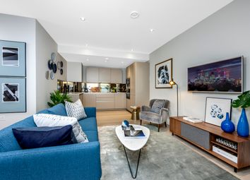 Thumbnail 1 bed flat for sale in 24-28 Quebec Way, London