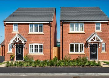 "Thumbnail 3 bed detached house for sale in ""Malvern"" at Burton Road, Streethay, Lichfield"
