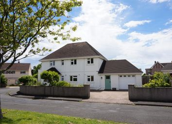 Thumbnail 3 bed detached house for sale in Beaufort Close, Langland, Swansea