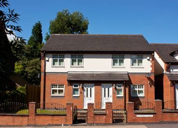 Thumbnail 3 bed semi-detached house to rent in Victoria Street, Stoke-On-Trent