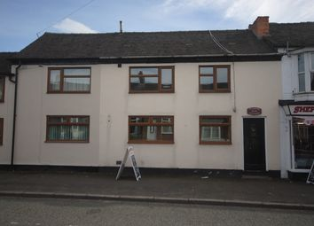 Thumbnail 3 bed terraced house to rent in Shrewsbury Road, Market Drayton