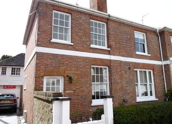 Thumbnail 2 bed cottage to rent in Cowden, Edenbridge
